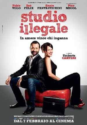 STUDIO ILLEGALE (DVD)