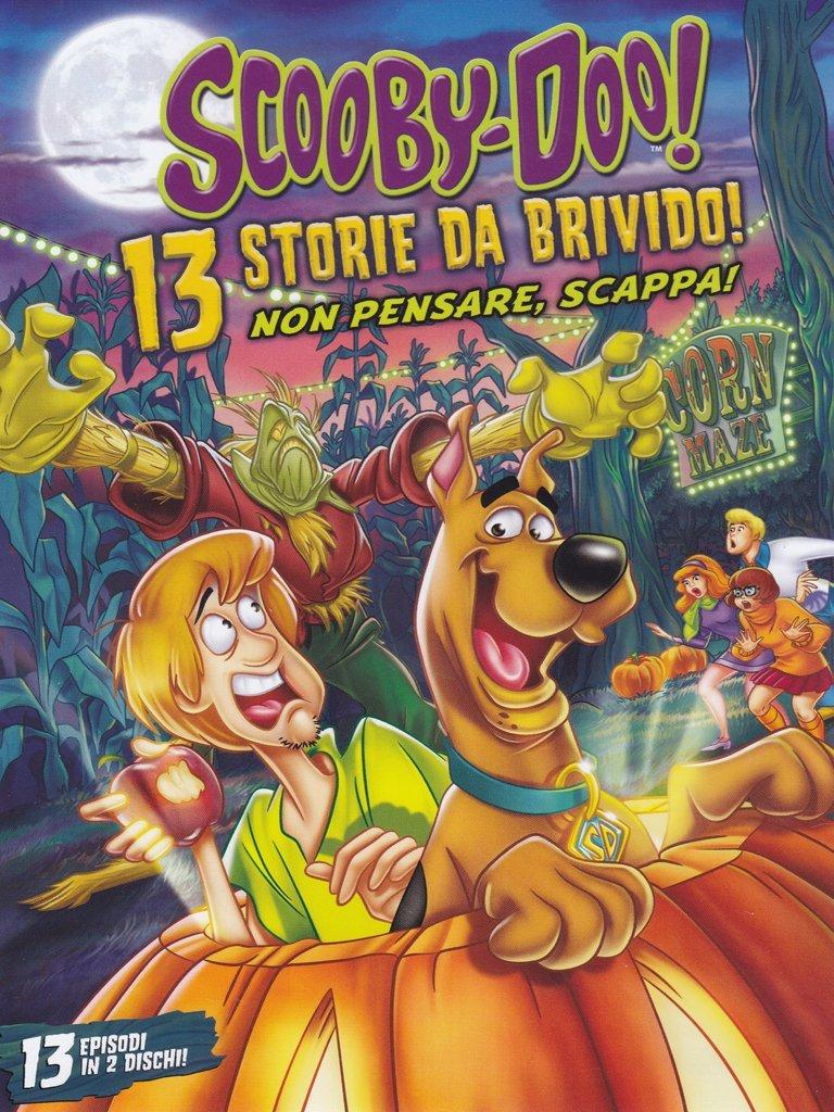 SCOOBY-DOO! 13 STORIE DA BRIVIDO: NON PENSARE, SCAPPA (DVD)