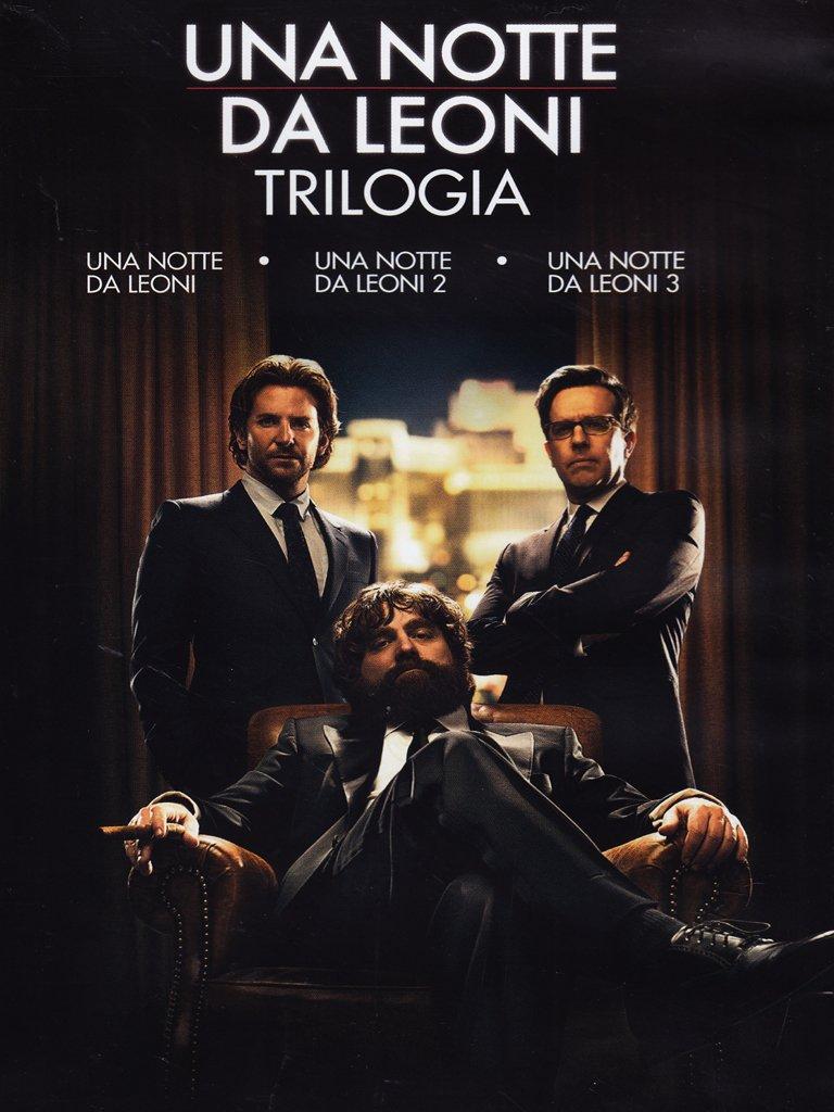 COF.UNA NOTTE DA LEONI TRILOGIA (3 DVD) (DVD)