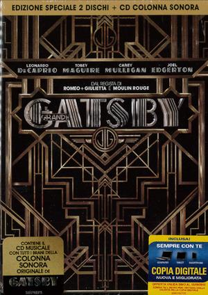 COF.IL GRANDE GATSBY (2 DVD+CD) (2013) (DVD)