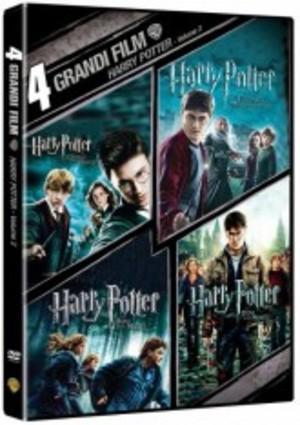 COF.HARRY POTTER - 4 GRANDI FILM #02 (4 DVD) (DVD)