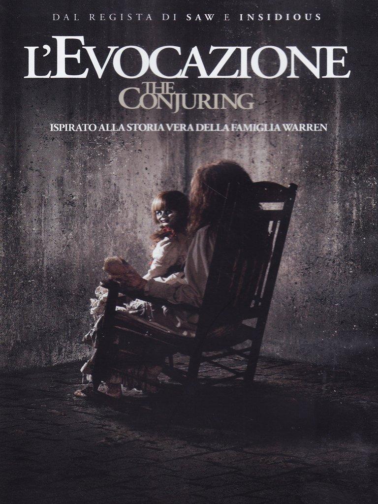THE CONJURING - L'EVOCAZIONE (DVD)