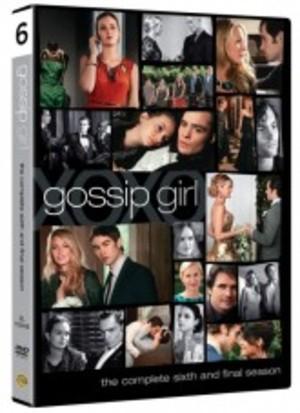 COF.GOSSIP GIRL STAG.06 (3 DVD) (DVD)