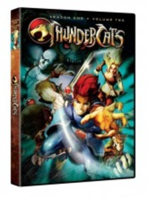 THUNDERCATS - STAGIONE 01 #02 (DVD)