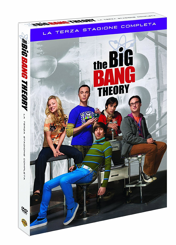 COF.THE BIG BANG THEORY - STAG.03 (3 DVD) (DVD)