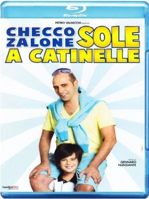 SOLE A CATINELLE (BLU-RAY)