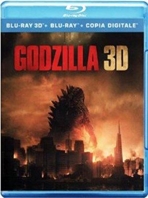 GODZILLA (2014) (BLU-RAY 3D)