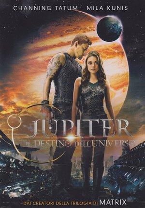 JUPITER ASCENDING - IL DESTINO DELL'UNIVERSO (DVD)