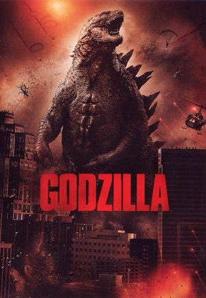 GODZILLA (2014) (DVD)
