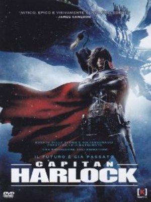 CAPITAN HARLOCK (DVD)