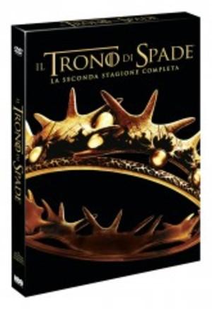 COF.IL TRONO DI SPADE - STAGIONE 02 (5 DVD) (DVD)