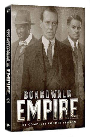 COF.BOARDWALK EMPIRE - STAGIONE 04 (5 DVD) (DVD)