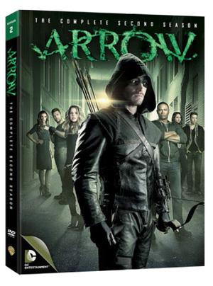 COF.ARROW - STAGIONE 02 (5 DVD) (DVD)