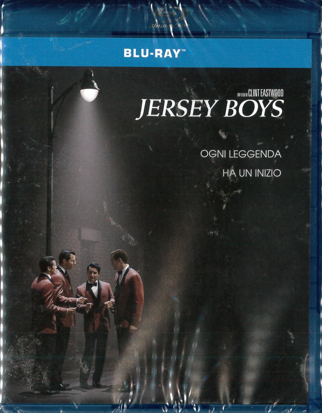 JERSEY BOYS (BLU RAY)