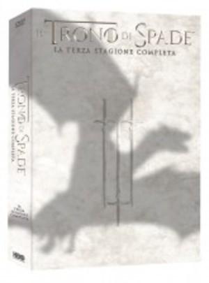 COF.IL TRONO DI SPADE - STAGIONE 03 (5 DVD) (DVD)