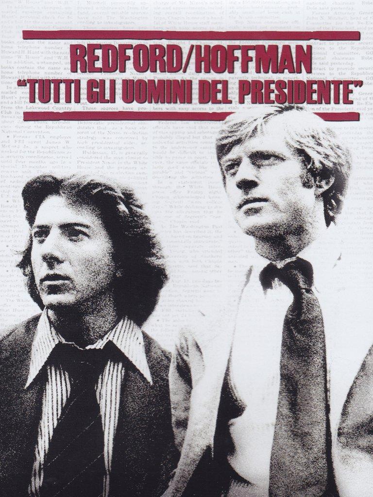TUTTI GLI UOMINI DEL PRESIDENTE (DVD)