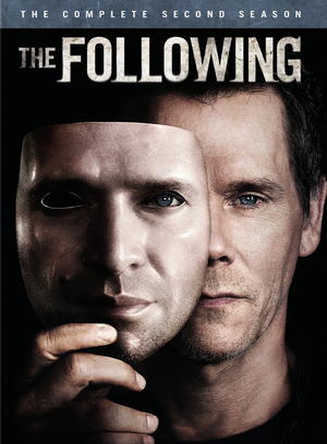 COF.THE FOLLOWING - STAGIONE 02 (4 DVD) (DVD)