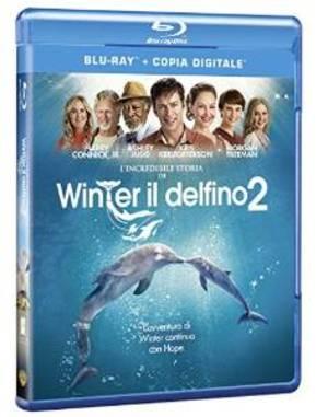 L'INCREDIBILE STORIA DI WINTER IL DELFINO 2 (BLU RAY)