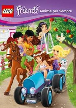 LEGO FRIENDS - AMICHE PER SEMPRE (DVD)