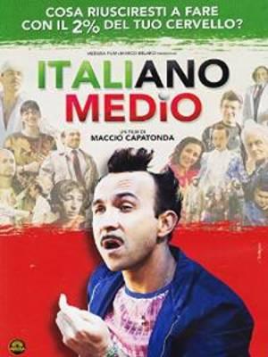 ITALIANO MEDIO (DVD)