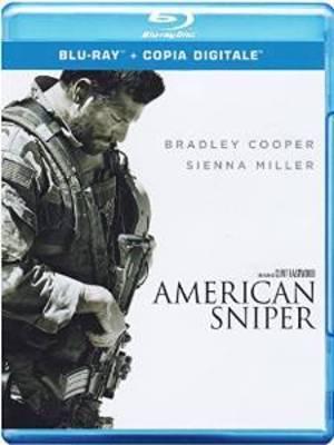 AMERICAN SNIPER (BLU RAY)