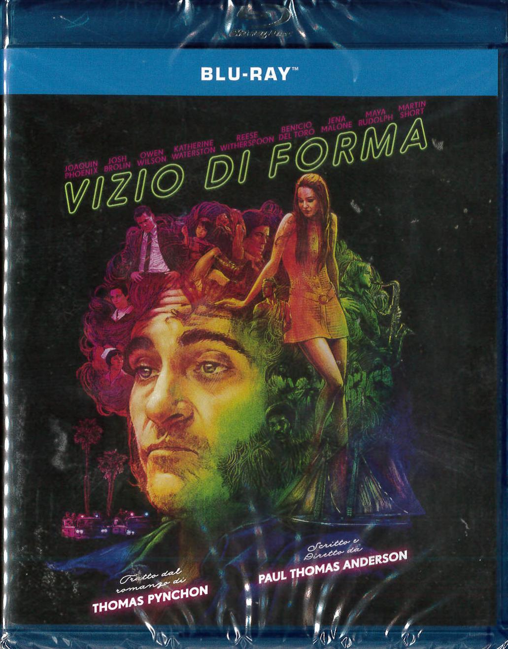 VIZIO DI FORMA (BLU RAY)