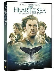 HEART OF THE SEA - LE ORIGINI DI MOBY DICK (DVD)