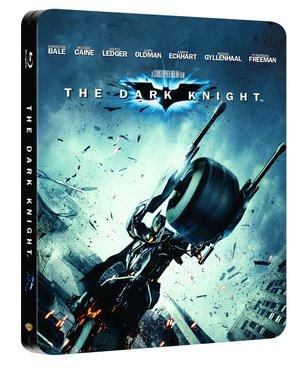 IL CAVALIERE OSCURO / THE DARK KNIGHT (STELLBOOK) (2 BLU-RAY)