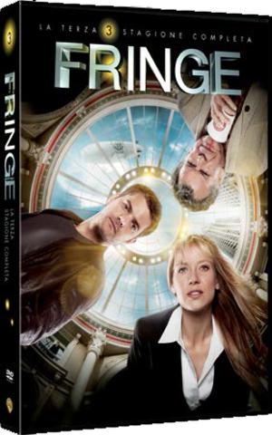 COF.FRINGE - STAGIONE 03 (6 DVD) (DVD)