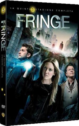 COF.FRINGE - STAGIONE 05 (6 DVD) (DVD)