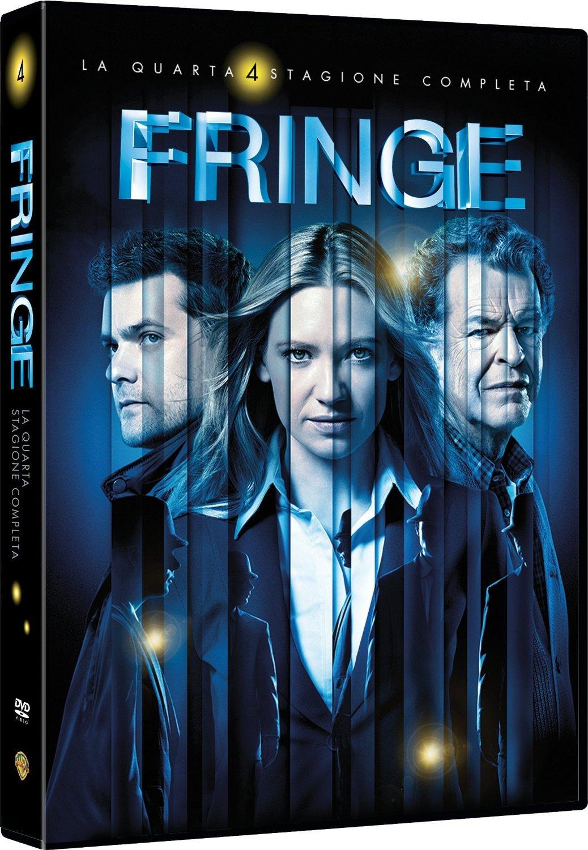 COF.FRINGE - STAGIONE 04 (6 DVD) (DVD)