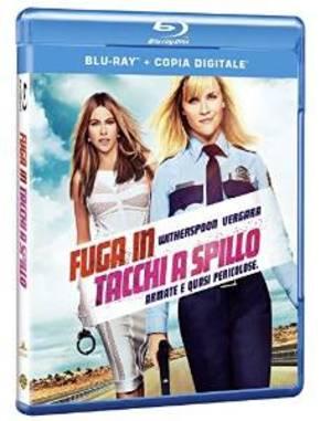 FUGA IN TACCHI A SPILLO (BLU RAY)