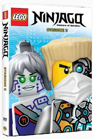 LEGO - NINJAGO - STAGIONE 03 (2 DVD) (DVD)