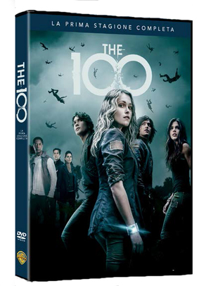 COF.THE 100 - STAGIONE 01 (3 DVD) (DVD)