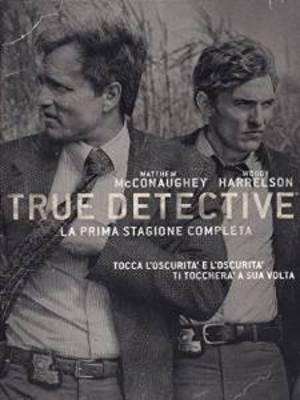 COF.TRUE DETECTIVE - STAGIONE 01 (3 DVD) (DVD)