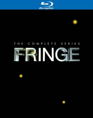 COF.FRINGE - SERIE COMPLETA - STAGIONE 01-05 (20 BLU-RAY)