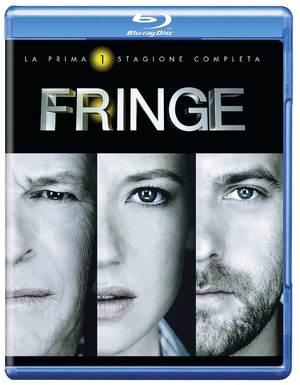 COF.FRINGE - STAGIONE 01 (5 BLU-RAY)