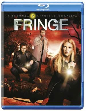 COF.FRINGE - STAGIONE 02 (4 BLU-RAY)