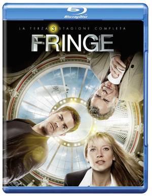 COF.FRINGE - STAGIONE 03 (4 BLU-RAY)