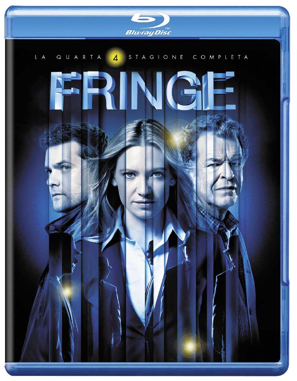 COF.FRINGE - STAGIONE 04 (4 BLU-RAY)