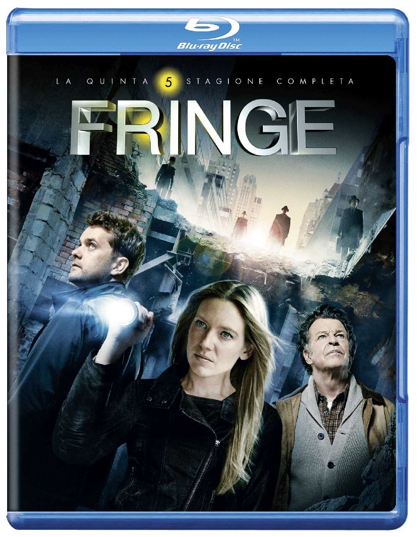COF.FRINGE - STAGIONE 05 (3 BLU-RAY)