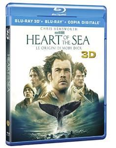 HEART OF THE SEA - LE ORIGINI DI MOBY DICK (3D) (BLU-RAY 3D)