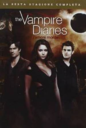 COF.THE VAMPIRE DIARIES - STAG. 06 (5 DVD) (DVD)