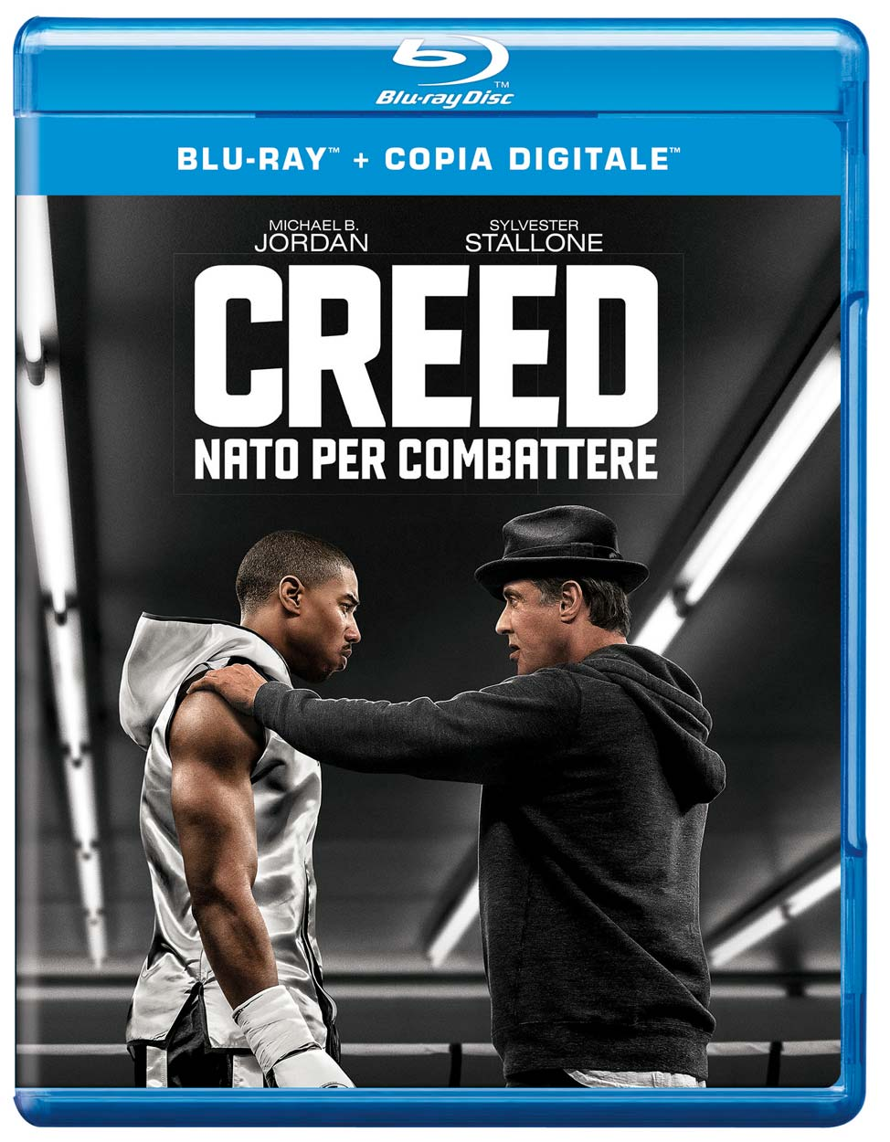 CREED - NATO PER COMBATTERE (BLU RAY)