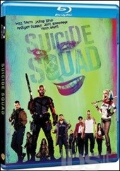 SUICIDE SQUAD - BLU RAY