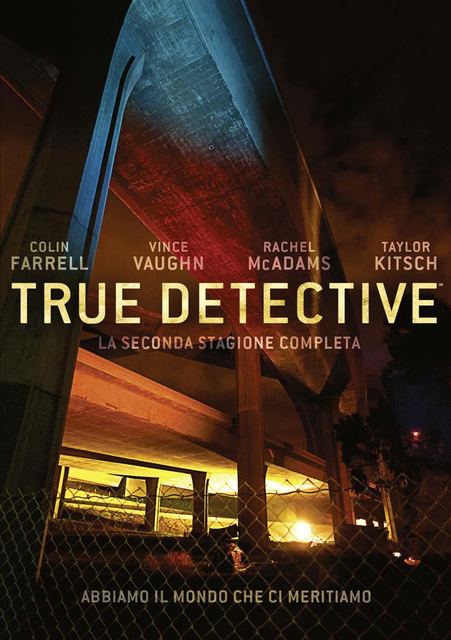 COF.TRUE DETECTIVE - STAGIONE 02 (3 DVD) (DVD)