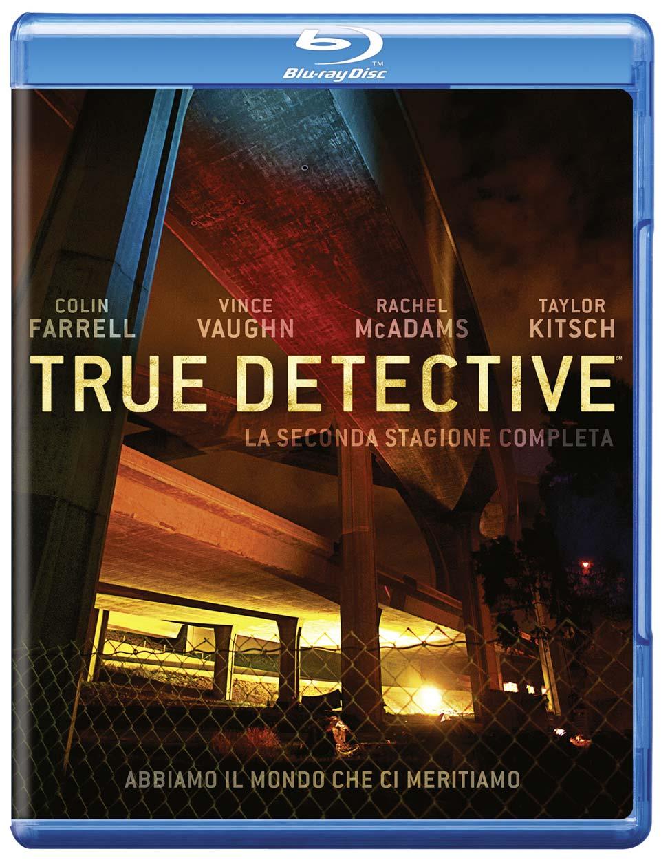 COF.TRUE DETECTIVE - STAGIONE 02 (3 BLU-RAY)