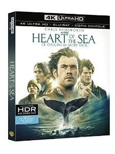 HEART OF THE SEA - LE ORIGINI DI MOBY DICK (BLU RAY4K ULTRA HD)