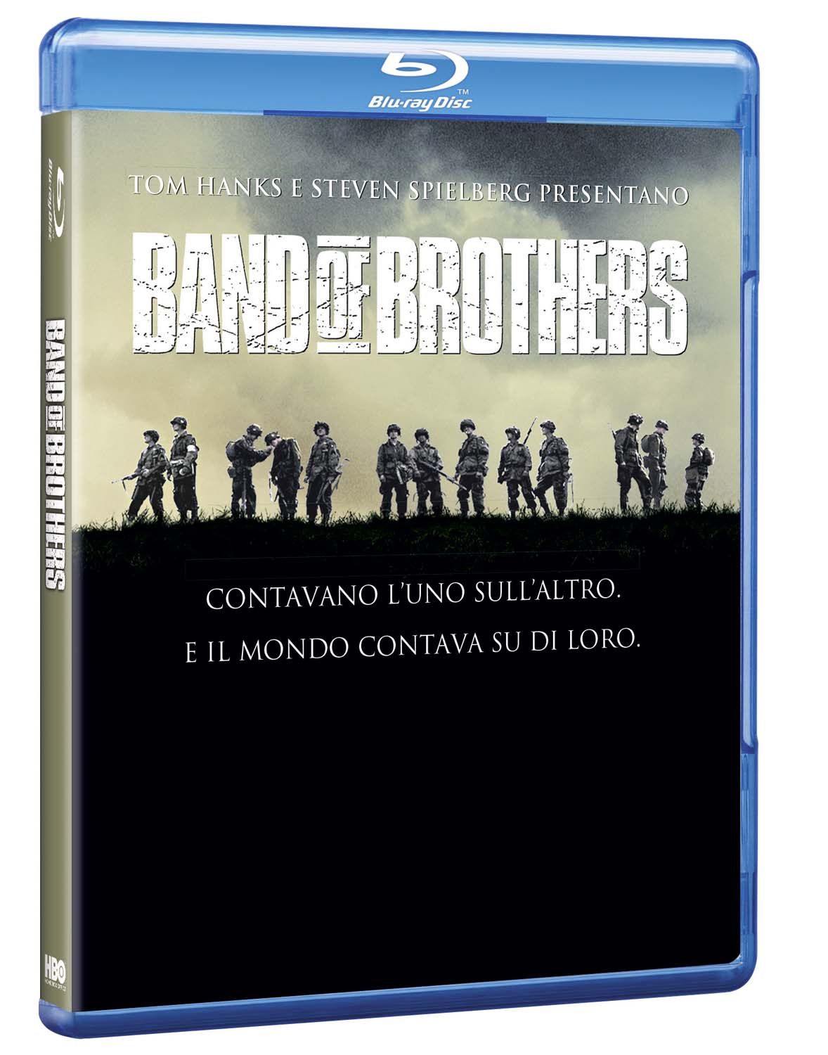 COF.BAND OF BROTHERS - FRATELLI AL FRONTE (6 BLU-RAY)