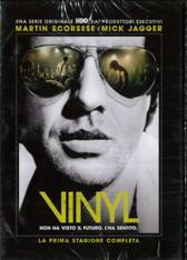 COF.VINYL - STAGIONE 01 (4 DVD) (DVD)